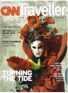 CNN Traveler (UK Edition) Magazine Subscription