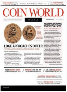 Coin World Magazine Subscription