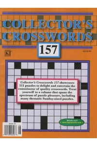 Collector's Crosswords Magazine