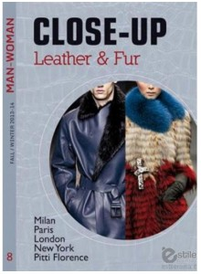 Collezioni Close Up: Leather & Fur Magazine Subscription