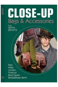 Collezioni Close Up: Men Bag & Accessories Magazine