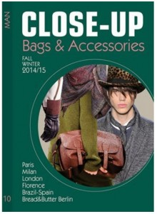 Collezioni Close Up: Men Bag & Accessories Magazine Subscription
