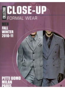 Collezioni Close Up:  Men Formal Wear Milan / Paris Magazine Subscription