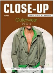 Collezioni Close Up: Men Knit & T-shirt Milan/ Paris Magazine Subscription