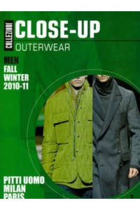 Collezioni Close Up: Men Outer Wear Milan/ Paris Magazine