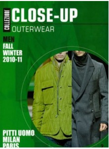Collezioni Close Up: Men Outer Wear Milan/ Paris Magazine Subscription
