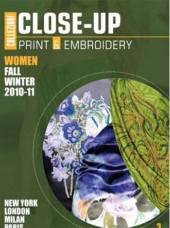 Collezioni Close Up: Women Print & Embroidery Magazine Subscription