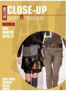 Collezioni Close Up: Women Skirt & Trouser Magazine Subscription