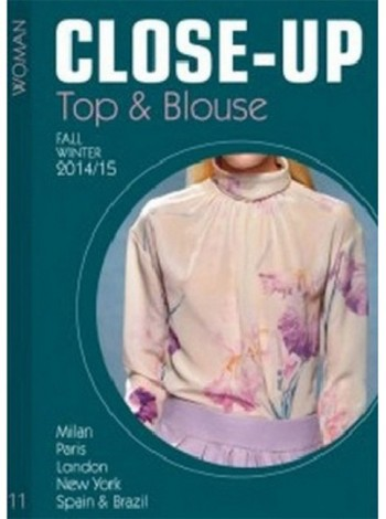 Collezioni Close Up: Women Top & Blouse Magazine Subscription