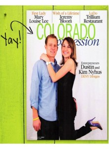 Colorado Expression Magazine Subscription