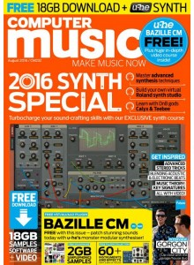 Computer Music Special Magazine