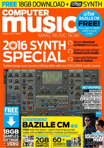 Computer Music Special Magazine Subscription