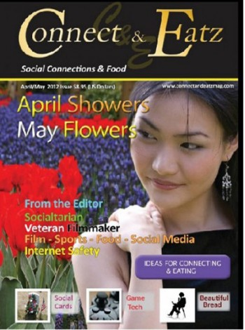 Connect And Eatz Magazine Subscription