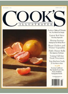 Cook's Illustrated Magazine