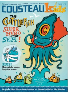 Cousteau Kids Magazine Subscription