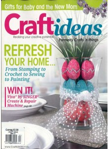 Craft Ideas Magazine Subscription