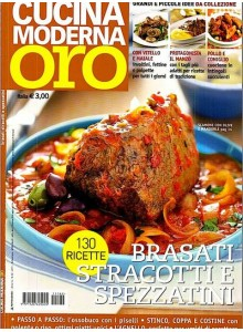 Cucina Moderna Oro Magazine Subscription