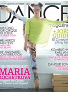 Dance Magazine Subscription