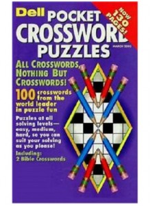 Dell Pocket Crossword Puzzles Magazine Subscription