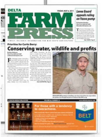 Delta Farm Press Magazine Subscription