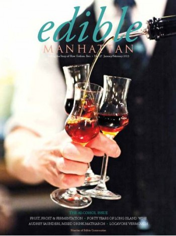 Edible Manhattan Magazine Subscription