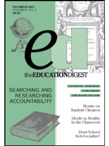Education Digest Magazine Subscription