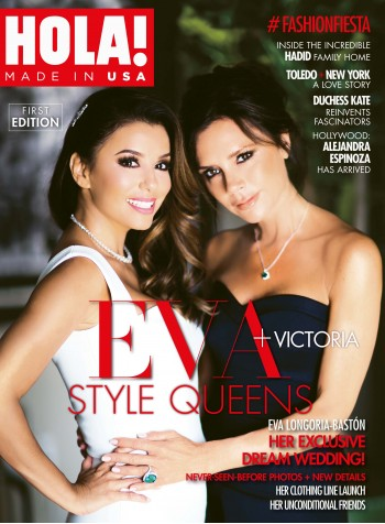 HOLA! USA - English Version Magazine Subscription