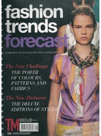 Fashion Trends Forecast Magazine Subscription