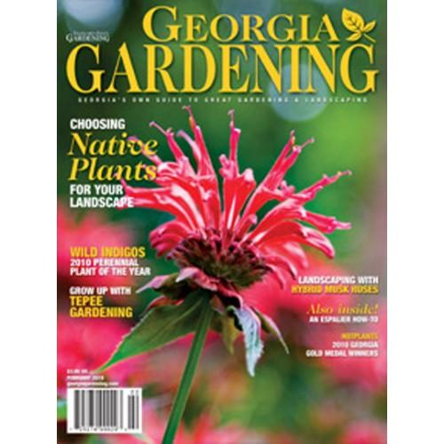 Georgia Gardening Magazine Subscription Discount
