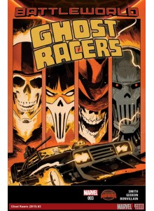 Ghost Racers Magazine Subscription