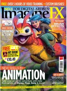 ImagineFX (UK) Magazine