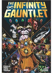 Infinity Gaunlet Magazine Subscription