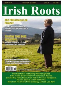 Irish Roots Magazine Subscription