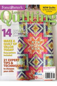 Fon's & Porter's Love Of Quilting Magazine