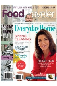 Food Traveler & Everyday Home   Bundle Magazine