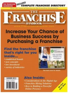 Franchise Handbook Magazine Subscription