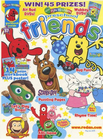 Fun To Learn Friends Magazine Subscription