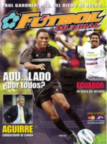 Futbol Mundial Magazine Subscription