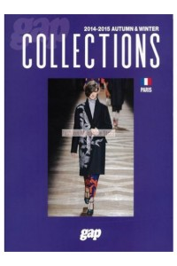 Gap Collections Paris Magazine