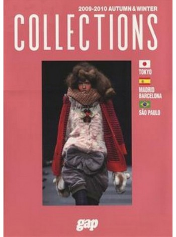Gap Collections Women IV Tokyo/NY Magazine Subscription