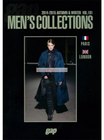 Gap Mens Collection Paris Magazine Subscription