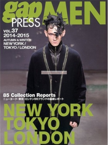 Gap Press Men Tokyo Magazine Subscription
