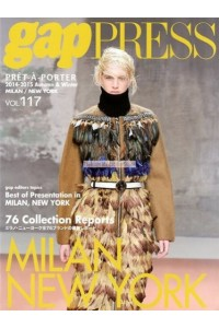 Gap Press NY/Milan Magazine