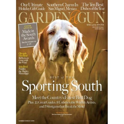 Garden U0026 Gun Magazine Subscription; Garden U0026 Gun Magazine Subscription