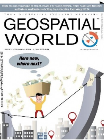Geospatial World Magazine Subscription