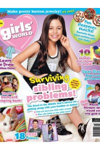 Girl's World Magazine