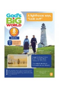 God's Big WORLD Magazine