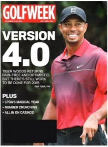 Golf Week Magazine