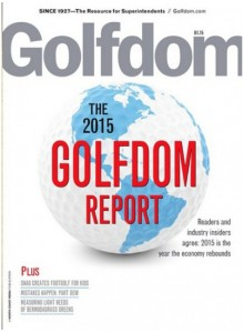 Golfdom Magazine Subscription