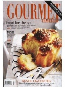 Gourmet Traveller Cookbook (Australia) Magazine Subscription